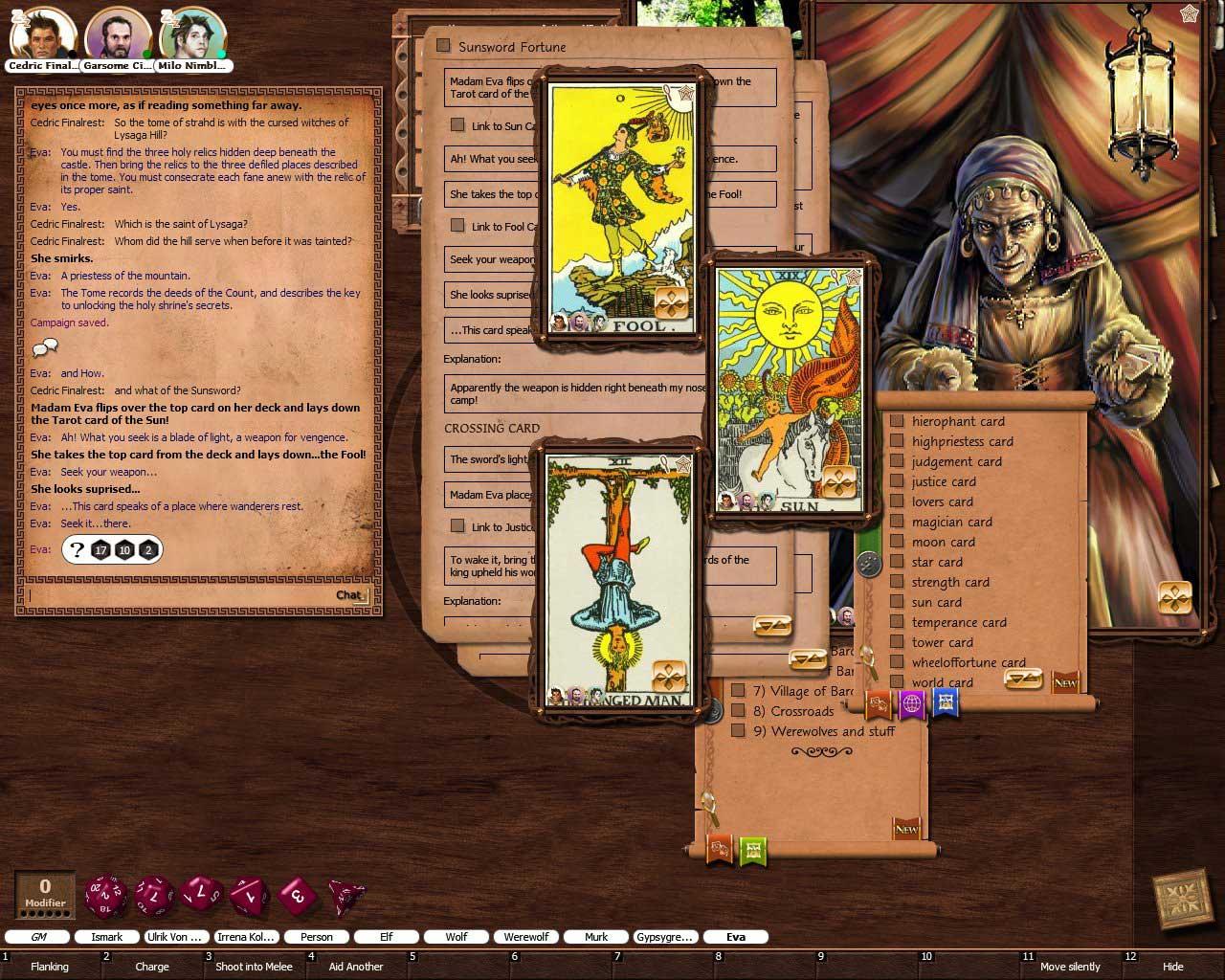 Pathfinder manuel des joueurs