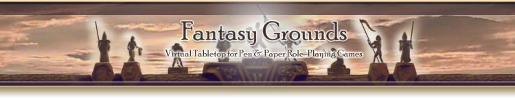 Fantasy Grounds Message Boards