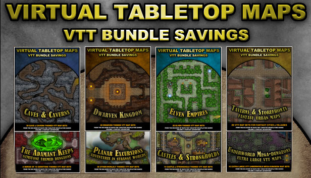 Path to Adventure Maps Bundle