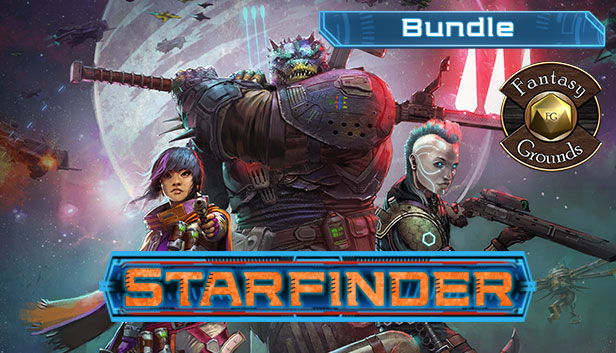 Starfinder Roleplaying Game Bundle