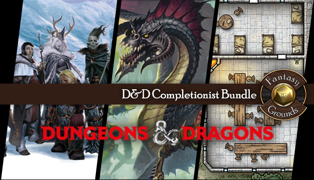 D&D Completionist Bundle