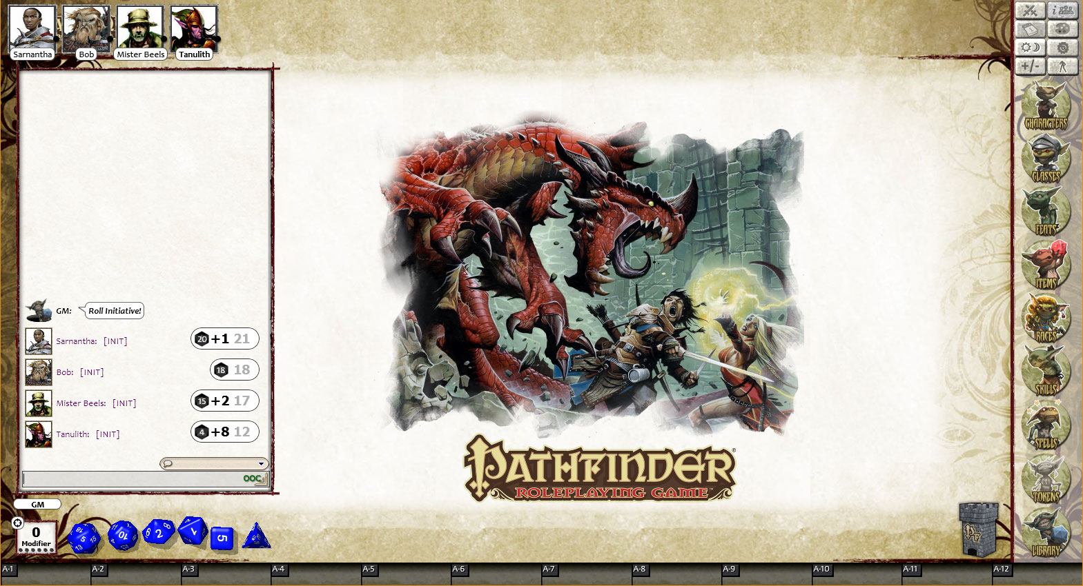 Pathfinder RPG - Core Rules Pack for Fantasy Grounds