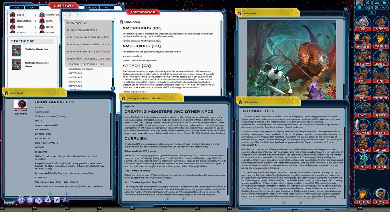 starfinder alien archive 2 download