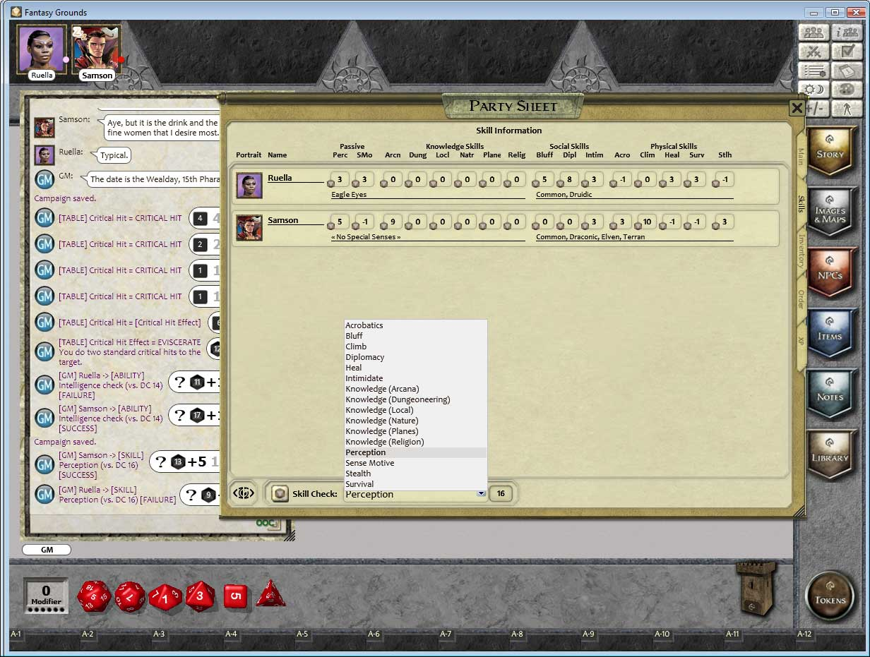 Ultimate License for Fantasy Grounds