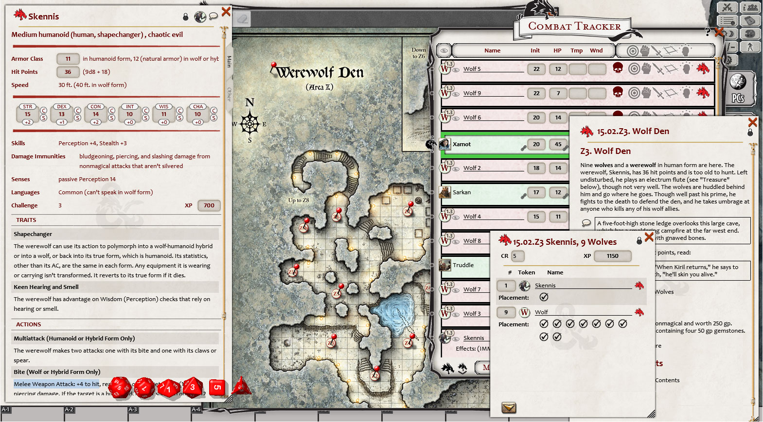D&D Curse of Strahd for Fantasy Grounds