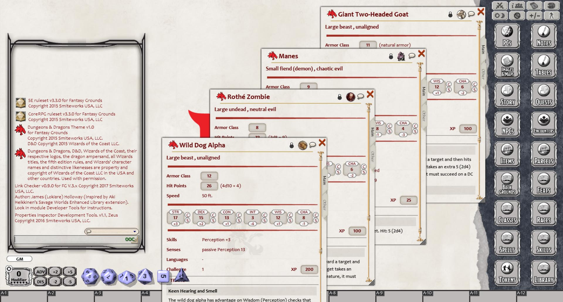 D Amp D Harried In Hillsfar For Fantasy Grounds