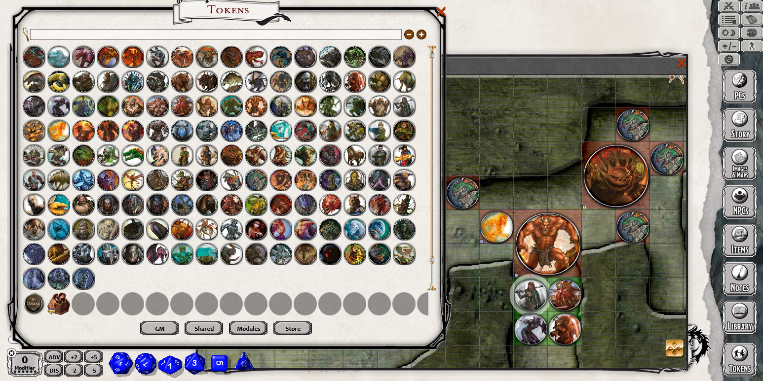It is a photo of Amazing D&d Tokens Printable