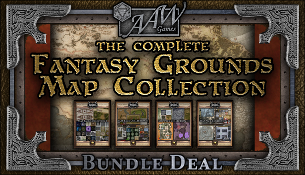 AAW Map Bundle