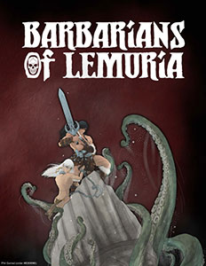 Barbarians of Lemuria for Fantasy Grounds
