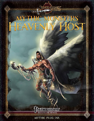 Mythic Monsters #30: Heavenly Host for Fantasy Grounds