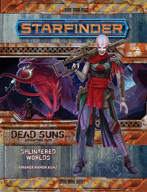 Starfinder RPG - Dead Suns AP 3: Splintered Worlds for Fantasy Grounds