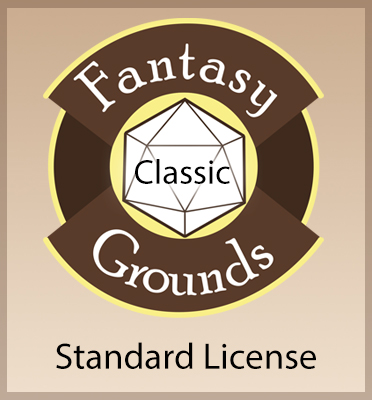 Fantasy Grounds License for Fantasy Grounds