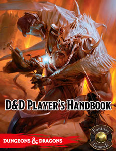 dungeons and dragons 5th edition players guide pdf