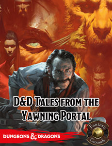 D&D Tales from the Yawning Portal (5E) for Fantasy Grounds