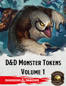 Dd Tokens Volume 1 For Fantasy Grounds